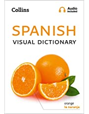 Spanish Visual Dictionary: A photo guide to everyday words and phrases in Spanish