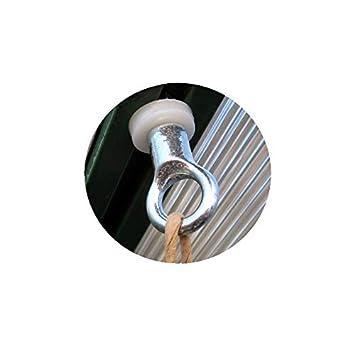 6 Metall-Pflanzenhalter für Gewächshaus,NEU