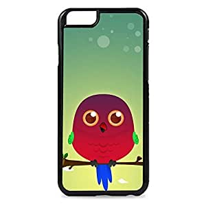 Case Fun Case Fun Brown American Eagle by DevilleART Snap-on Hard Back Case Cover for Apple iPhone 6 4.7 inch