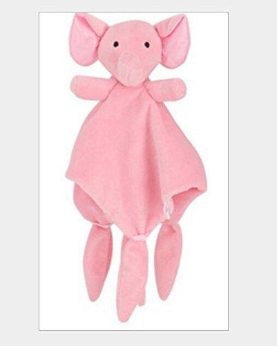 Heylookhere Bebé niños Cama Colgando Juguetes Toalla de algodón Toalla de Mano Suave Consolador de bebé Juguetes Peluche _ Rosa: Amazon.es: Juguetes y ...
