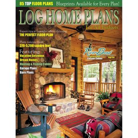 House Plans - Log Home Plans for All Budgets