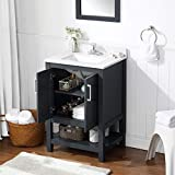 Ove Decors Vegas 24 inch Bathroom Vanity Combo