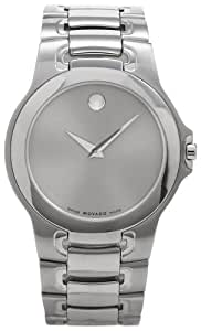 Movado Men's 604833 Meza Stainless-Steel Watch