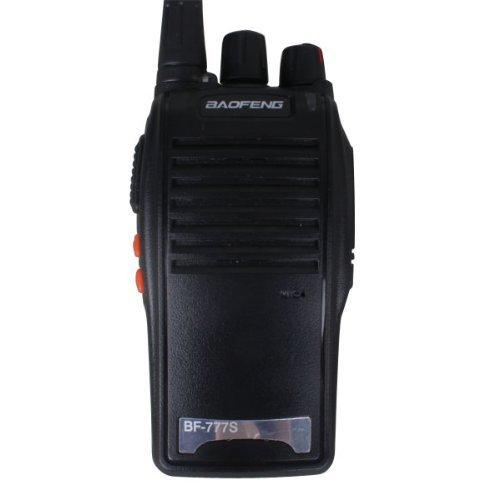 Baofeng BF-777S Walkie Talkie FM Transceiver - 7