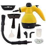 Handheld Multi Purpose Steam Cleaner Compact Design Ideal For Carpet, Floor, Vehicle, Door