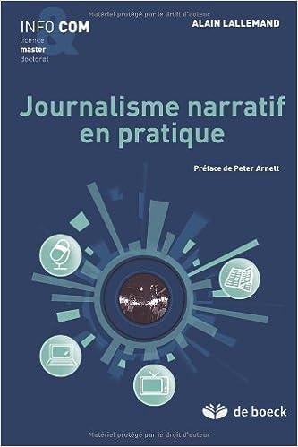 En ligne Journalisme Narratif en Pratique epub pdf