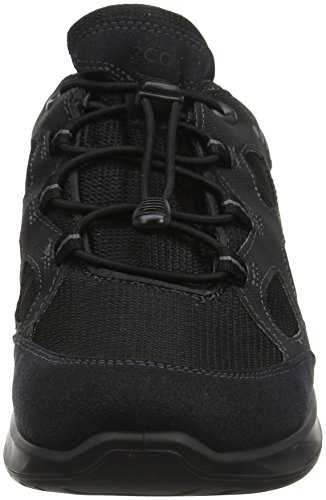 Low Black ECCO Black Hiking Rise Women's Black Shoes Wayfly qrqcYEA1