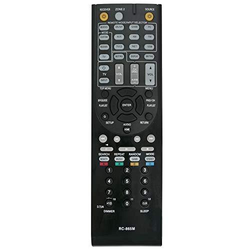 Control remoto RC-865M para Onkyo HT-R391 TX-NR315 TX-NR525