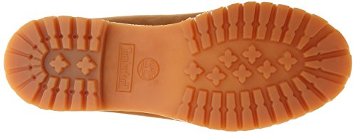 Brown Rust premium 6in Timberland Boots Orange boot homme CXFgXqRwv
