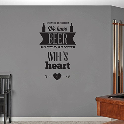 beer wall vinyl - 3
