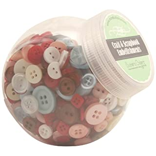 Buttons Galore Flirtation Button Jar