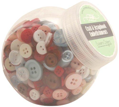 Buttons Galore Flirtation Button Jar