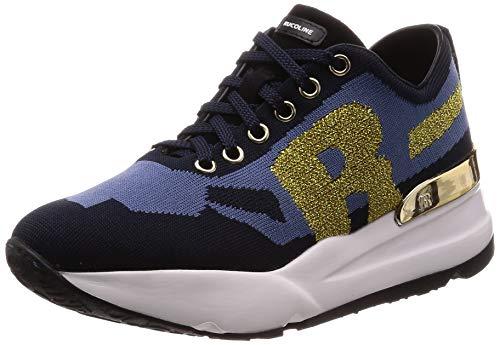 Donna 4009 evolve Maglia Rucoline Sneakers R Blu 36 4qw55zT