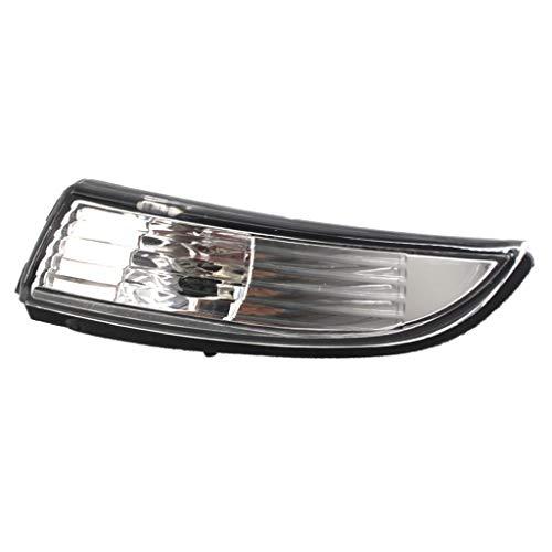B Blesiya Right Side View Mirror Indicators Turn Signal Light Lamp for Toyota Prius