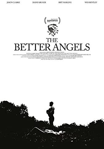Amazon.com: The Better Angels Movie Poster 27 x 40 Style A 2014 Unframed:  Posters & Prints