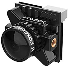 FOXEER Aokfly Micro Falkor FPV Camera 1.8mm CMOS 1/3 1200TVL 4:3/16:9 PAL/NTSC Switchable G-WDR OSD 5.5g for FPV Racing Quadcopter Drone