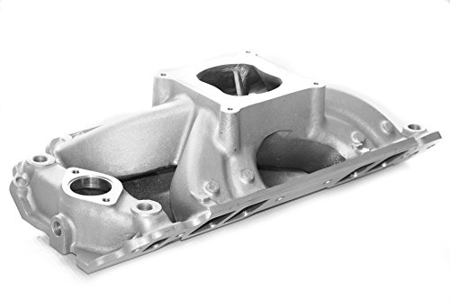Big Block Chevy Single Plane Air Gap Aluminum Intake Manifold Rectangle Port BBC