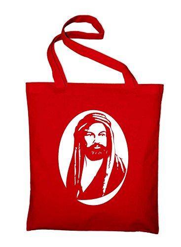 Talib Styletex23baghazr5 Hazreti Ibn Jute Ali Bag Red red Bag Cotton Alevi vvEHSr1qf
