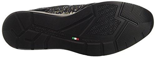 A719490d Grigio Femme Giardini Nero crack Basses Grigio gCw656qAx