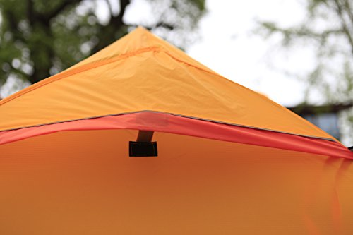 STAR HOME Camping Tent Lightweight Waterproof Backpacking Tents Hiking 2 Person Tents 3 Size by STAR HOME (Image #7)