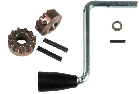 SIDEWIND CRANK & GEAR KIT, 2000#, Manufacturer: Bulldog, Manufacturer Part Number: 500256-AD, Stock Photo - Actual parts