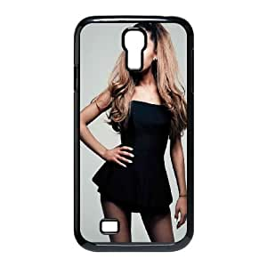 Samsung Galaxy S4 9500 Cell Phone Case Black Ariana Grande Black Dress LSO7935504