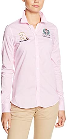 Valecuatro Camisa Mujer Rosa S: Amazon.es: Ropa