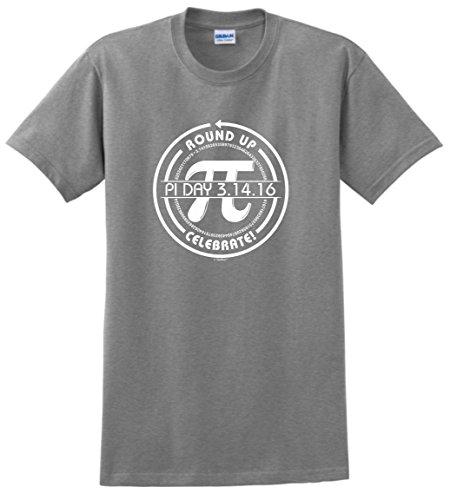 2016 Round Celebrate 3 14 16 T Shirt