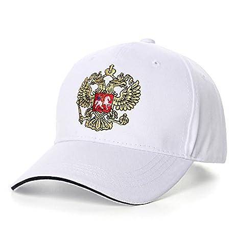 Hatrita-J 2017 Unisex 100% Algodón Gorra Mujer Gorras Snapback bordados sombreros Deportes al aire libre para Hombres Mujeres Patriot PAC ,blanco: ...