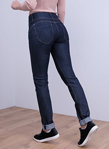 Slim Tiffosi Jeans 80 10017496 Bleu Up Double PIBqzWBd