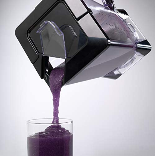 Ninja Professional 72 Oz Countertop Blender with 1000-Watt Base and Total Crushing Technology for Smoothies, Ice and Frozen Fruit (BL610), Black 41gpd 2BaWK2L