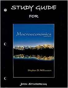 macroeconomics williamson 4th edition pdf