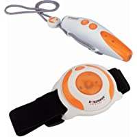 SE-0306OR Alarm Combo. Orange/white