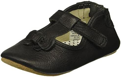 Robeez Girls' Tori T-Strap Shoe - First Kicks