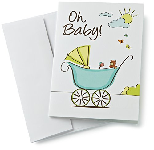 Amazon.com Gift Card in a Greeting Card (Oh, Baby! Design)
