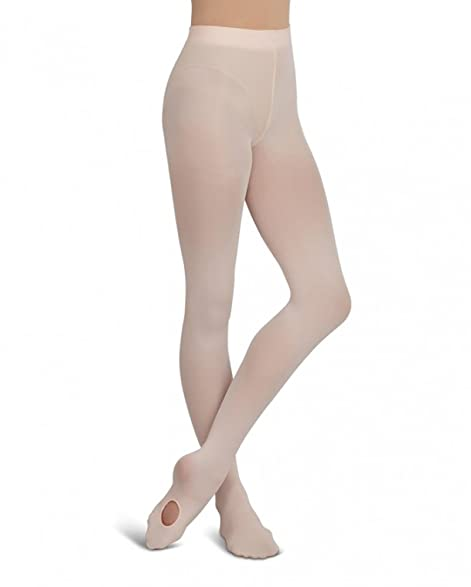 Capezio womens Ultra Soft Transition Tight 1916 Large / X large Ballet Pink