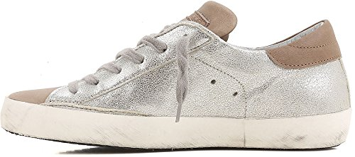 clld Model Philippe Sneakers 1007 Donna Argento C7xHFqP6w