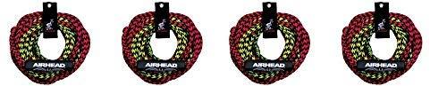 Airhead 2ライダーチューブロープ 2セクション 2セクション フロート フロート Airhead B07N6MSGTH 4-(Pack), ツガワマチ:c094203a --- ijpba.info