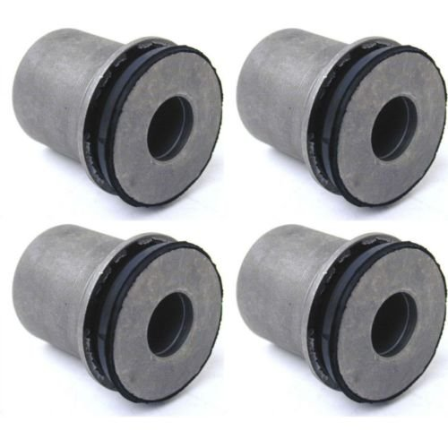 Front Suspension Upper and Lower Control Arm and Shock Bushing Kit for Jaguar Xj6 Xj8 Xj12 Xjr 1995-2003 (10 Piece Kit)