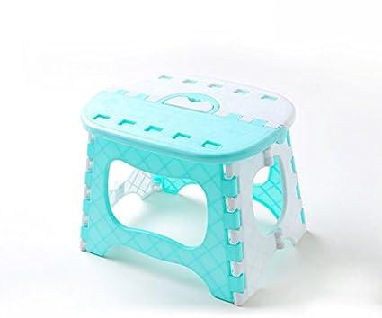 P h plastica pieghevole sgabello da bagno piccola panca bambino