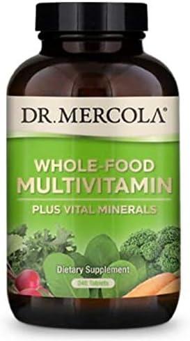 Dr. mercolas vitaminas para hombres 240 tabletas