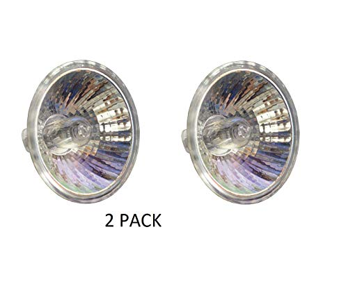 2 Pack RM-128 ENX 82V 360W Donar Replacement Bulb for Buhl Projector Model 200, The Ambassador 2912C 2914C 2913TC 120 500 501 505 506 500XT - Chauvet Clubspot Followspot 400G, TFX-FS360 Lamp