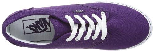 Vans Atwood Low - Zapatillas para mujer Morado (Violet (Grape/White))