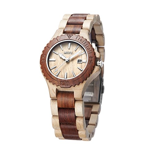 Wooden Face Watches