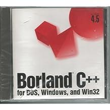 Borland C++ 4.5 DOS, 16-32 Bit Windows