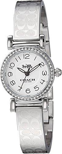 (COACH Women's Madison Bangle - 14502870 White One Size)
