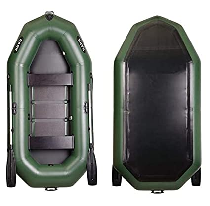 Bark B-280 - Bote Hinchable para Pesca (2,8 m): Amazon.es ...