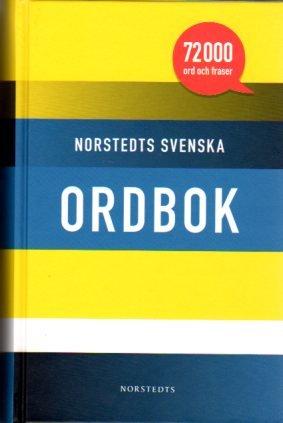 Norstedts svenska ordbok : [72.000 ord och fraser]