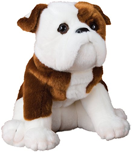 Cuddle Toys 2020 41 cm Long Hardy Bulldog Plush Toy -