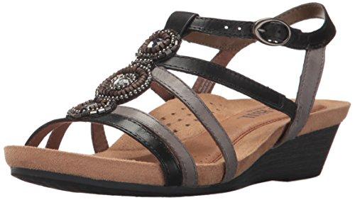 Black M Cobb Hannah Women's 7 Black Hill sandals xzzHqw08